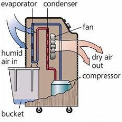 Compressor-Dehumidifier