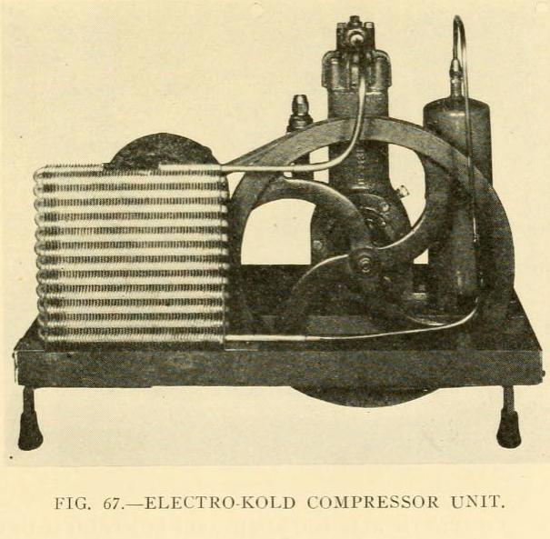 Electrokold-Compressor