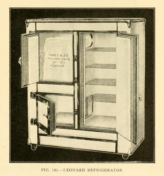 Leonard-Refrigerator