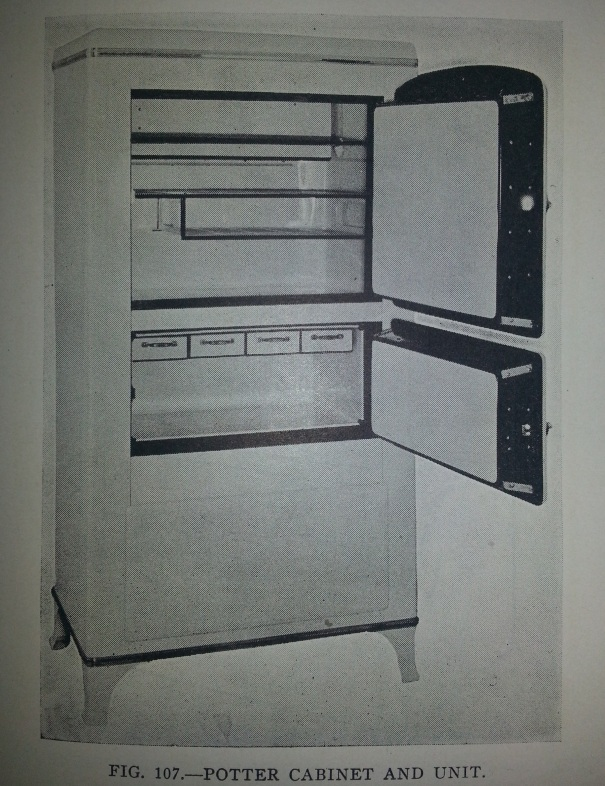 Potter-Refrigerator