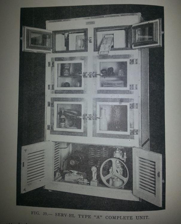 Servel-Refrigerator