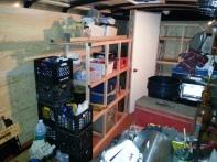 A mess.