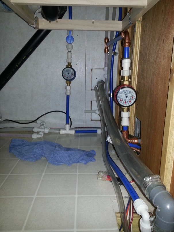 B Meters Installed