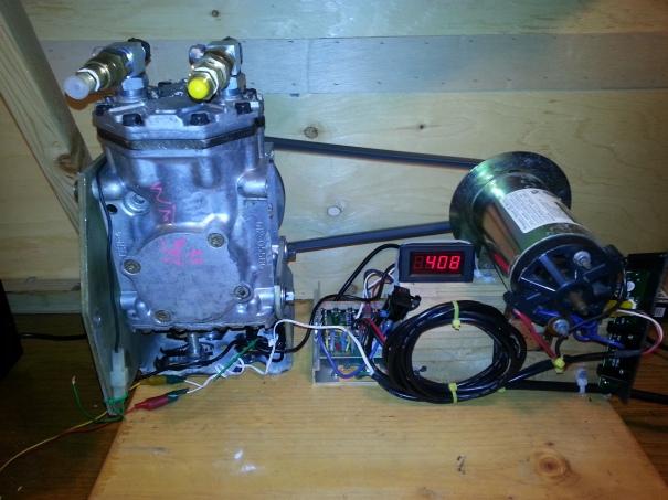 york compressor tachometer