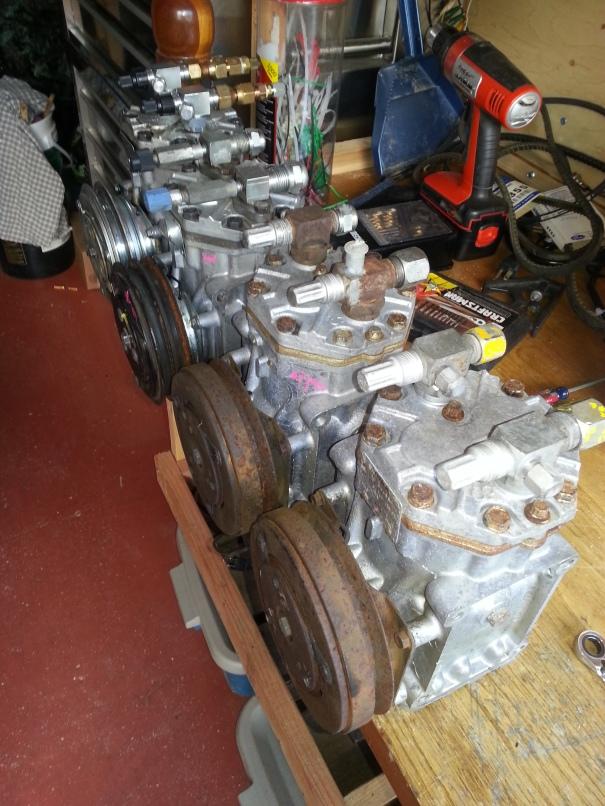 york compressor lineup