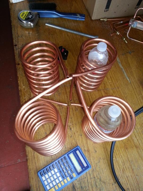 ebullator coils